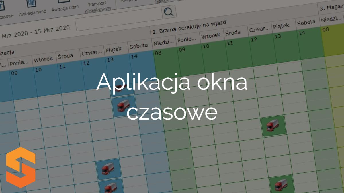 Aplikacja okna czasowe